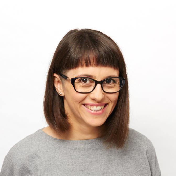 Pascale Recher portrait 2018